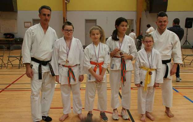 club karate vire 71